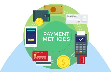 LexerPOS payment methods