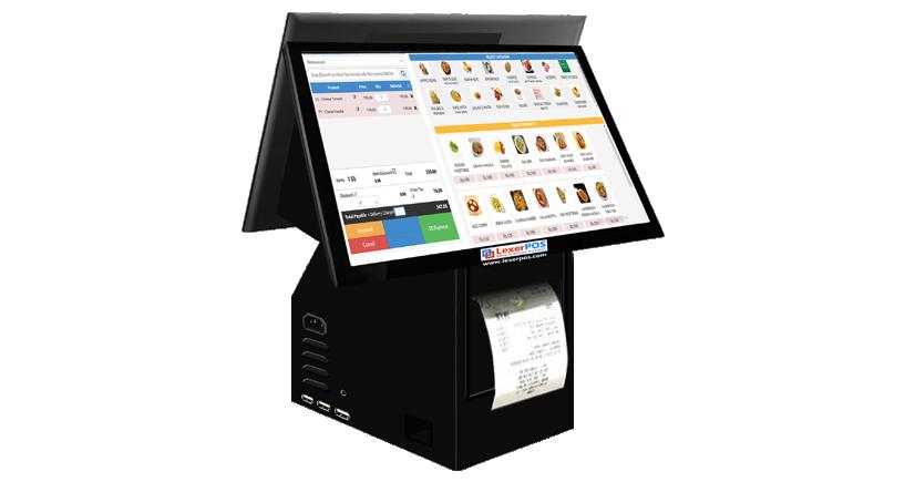 LexerPOS hardware product combo