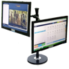 Dual Screen POS Stand