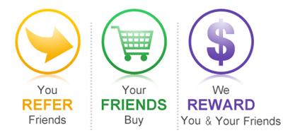 Referal Customer Code